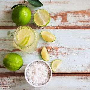 Crushed Lime & Sea Salt Candle Fragrance Oil