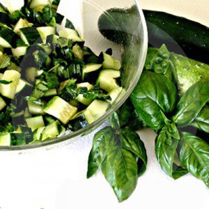 Basil & Cucumber Fragrance Oil