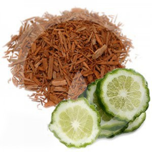 Kaffir Lime & Sandalwood Fragrance Oil