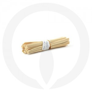 3mm x 230mm natural diffuser reeds
