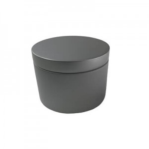 Large Grey Tin