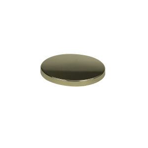 Small Metal Lid Gold
