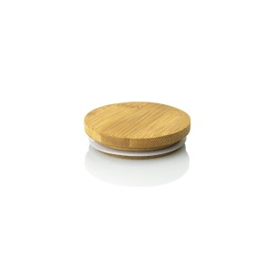 Oxford Medium Timber Lid Dark Bamboo