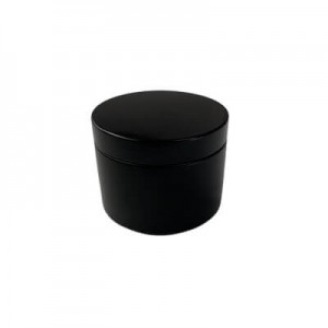 Medium Black Tin