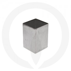 76mm x 114mm - Square candle mould