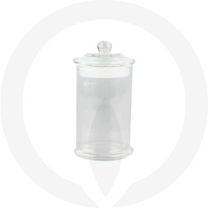 Tisza Large Base and Knob Lid Clear (Packed with lid on)