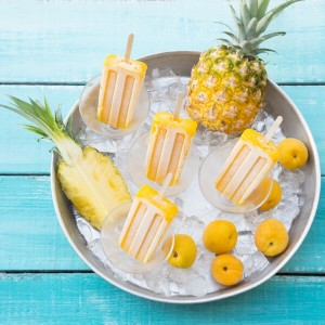 Pineapple and Peach Fragrance Oil