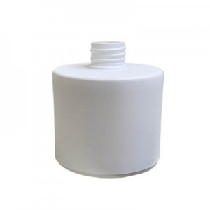Diffuser Glassware - Round Screw Top - Matt white