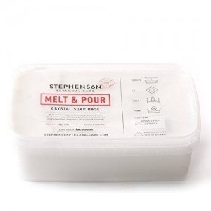 Stephenson Goats Milk Melt and Pour Soap Base