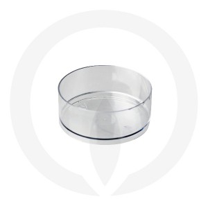 Maxi Lights Plastic Tealight Cups (clear)