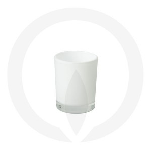 Oxford Votive Opaque White