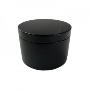 XL Black Tin