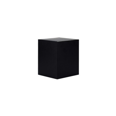 Small Candle Box No Window (Black)
