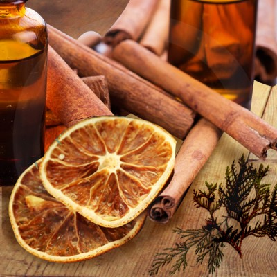 Clove, Orange & Cedarleaf Candle Fragrance Oil
