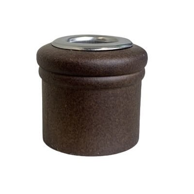 Diffuser Lid Walnut Look with Stainless Steel Insert