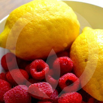 Lemon Sugar Raspberry Fragrance Oil