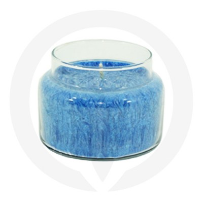 Frost Palm Wax coloured blue