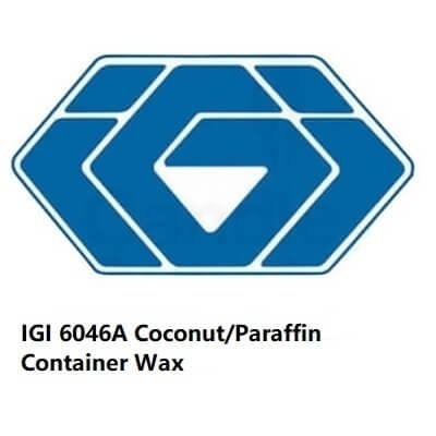 IGI 6046A Coconut/Paraffin Container Wax