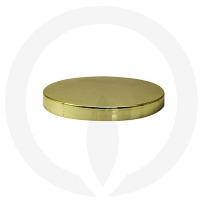XL Metal Lid Gold