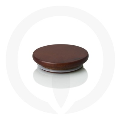 Danube Large Timber Lid Mahogany