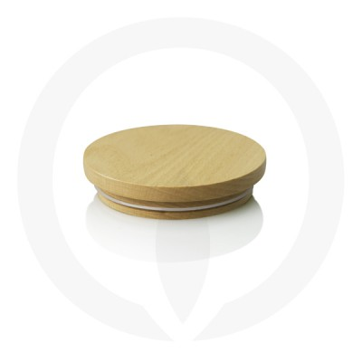 XL Timber Lid Natural