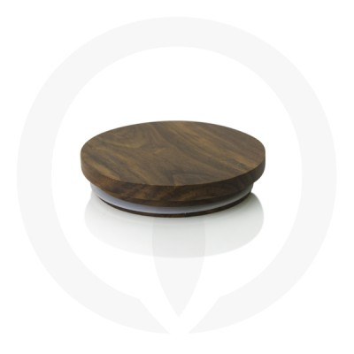 XL Timber Lid Walnut