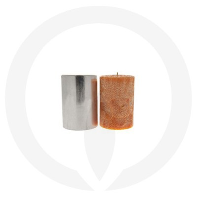 76mm x 114mm - Concave candle mould