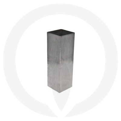 6mm x 241mm - Square candle mould