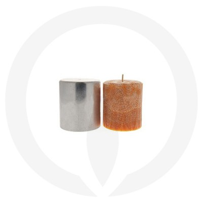 76mm x 89mm - Concave candle mould