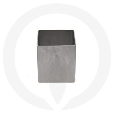 76mm x 89mm - Square candle mould