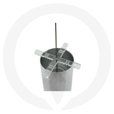 Mould Pin Locator on a candle mould