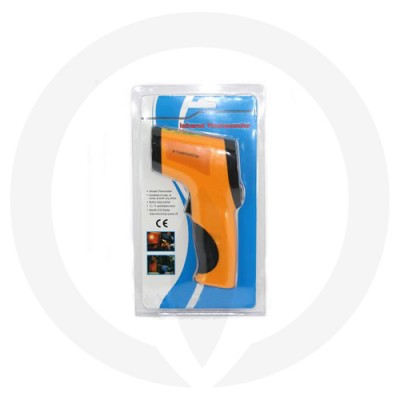 Infrared Thermometer in packaging
