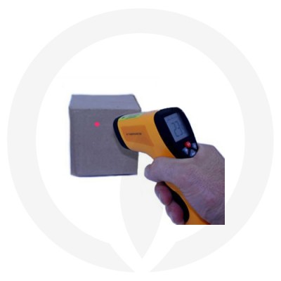 Infrared Thermometer demo image