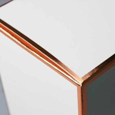 Foiled-Edge Corner Detail