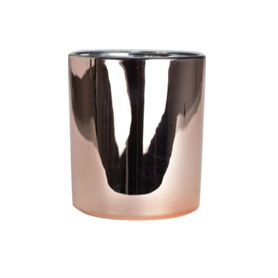 Oxford Large Base Rose Gold (Outside Electroplated)