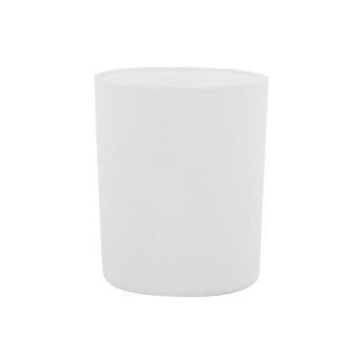 Oxford Large Base Matte White (Outside Painted)