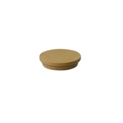 Small Timber Lid Natural