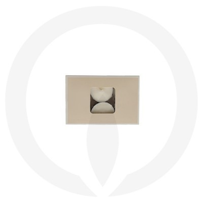 19mm Tealight Box - 6 Pack (Beige) aerial view