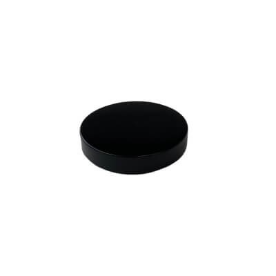 Small Metal Lid Black