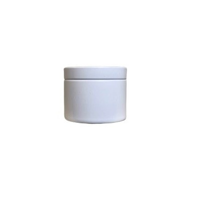 Small White Tin