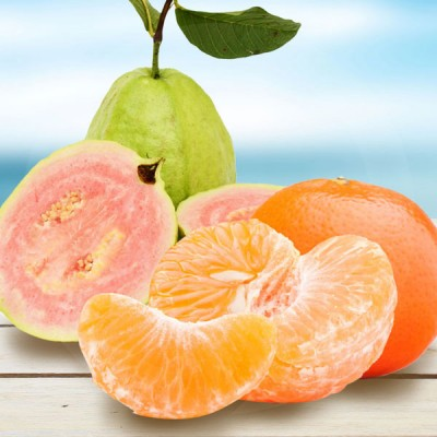 Zesty Tangerine Guava Fragrance Oil