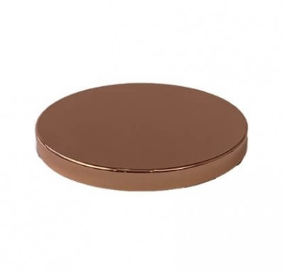 XXL Metal Lid Rose Gold