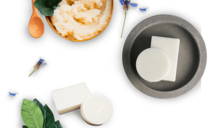Soap Bath and Body Supplies
