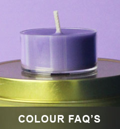 Colour Frequently Asked Questions
