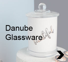 Danube Candle Glass Jars