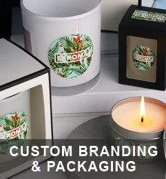 Custom Branding and Packaging