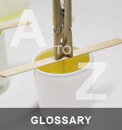 Glossary - A - Z Candle Making Terms