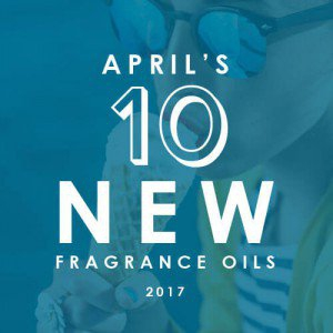 April Fragrance Oil Set 2017