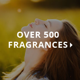 Over 500 Candle Fragrance Oils